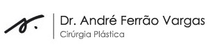dR. Andr� ferr�o vargas - cirurgia plastica - logomarca